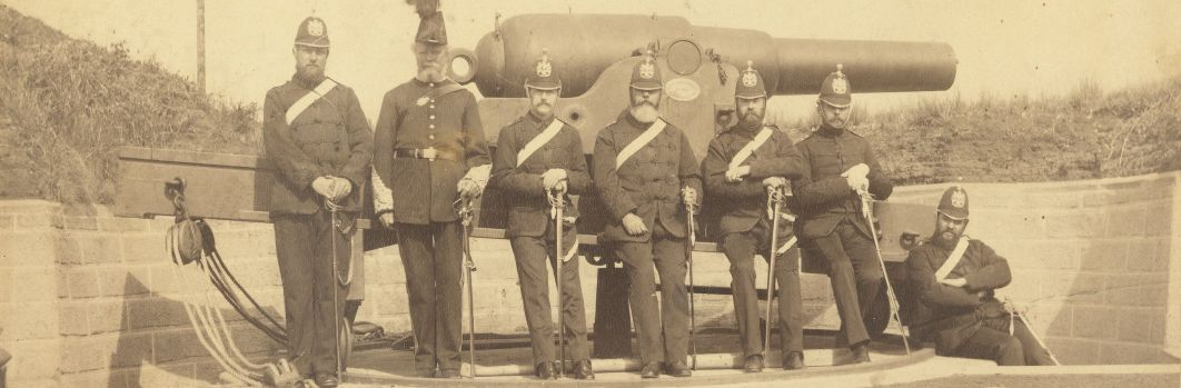 The Southern Tasmanian Volunteer Artillery