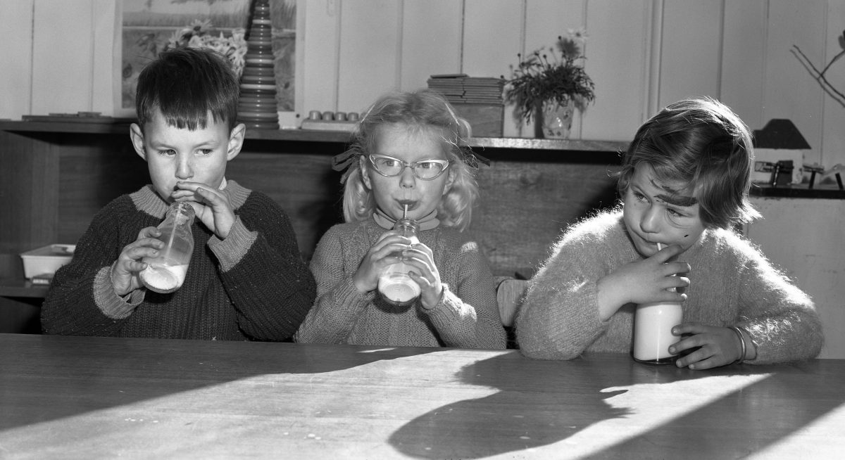"From ""Dangerously Foul Air"" to Free School Milk: A Brief History of Public Health in Tasmanian Public Schools, 1900-1975"