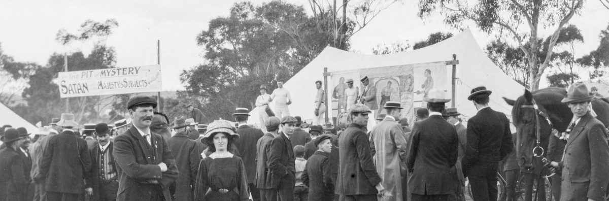 The History of the Bream Creek Show: 1896 – the Present