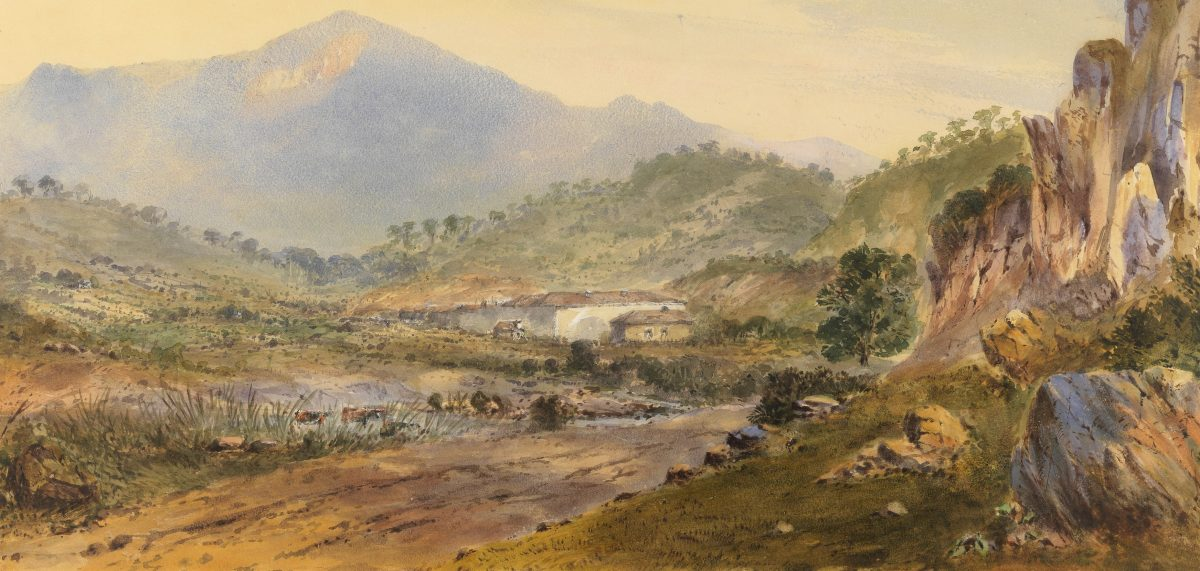 Esther's Story, Part Three: The Cascades Female Factory and Brickfields Invalid Depot, 1870-1877