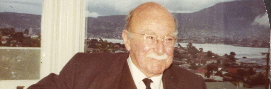 Tasmanians in World War 1: Ernest Roy Pretyman